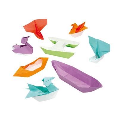 Origami sada - plovoucí modely